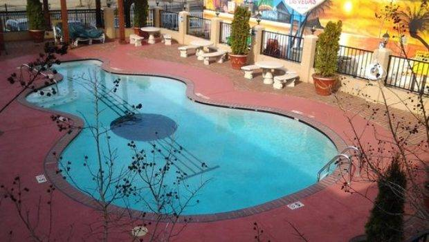 Guitar Shaped Swimming Pool Luxury Home Design