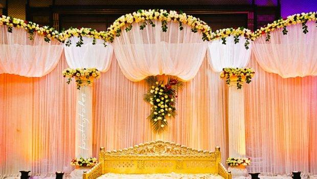 Hall Decoration New Wedding