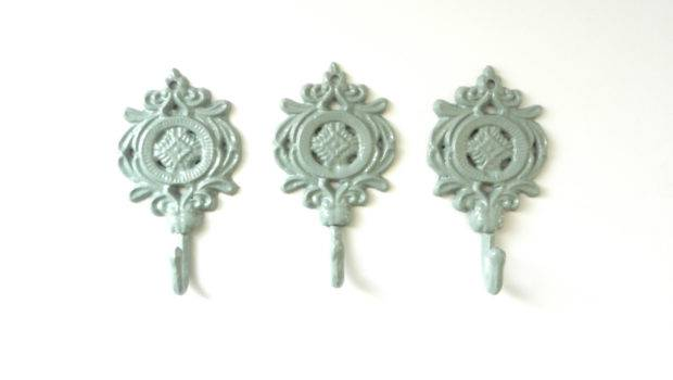 Hangers Classic Style Art Unique Pattern Decorative Coat Hooks
