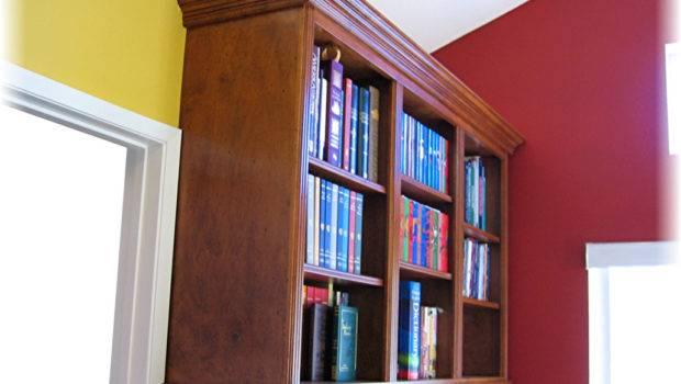 Hanging Wall Bookcase Classic Design Trends Decorating