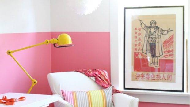 Happy Home Design Inspiration Two Tone Painted Walls