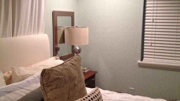 Happy Homebodies Master Bedroom New Wall Color
