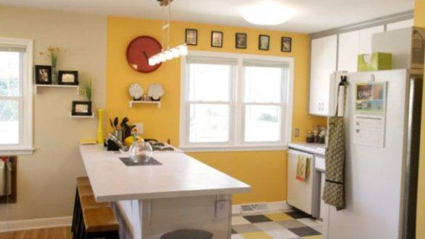 Happy Paint Colors Cheerful Home