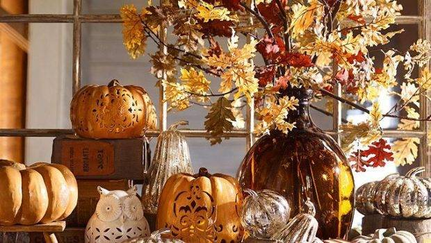 Harvest Home Decor Pottery Barn Entertaining Pinterest