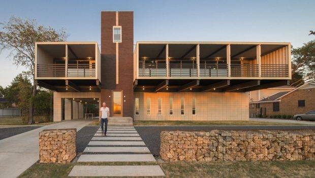 Have Transformed Shipping Containers Into Stunningly Modern Home