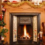 Have Yourselves Very Merry Christmas English Country Cottage