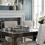 Hbx Dark Gray Dining Room