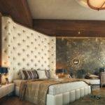 Headboard Ideas Romantic Glamorous Bedrooms Revedecor