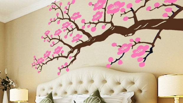 Headboards Wall Sticker Material Vinly Room Kids