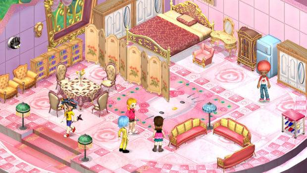 Hello Kitty House Preview