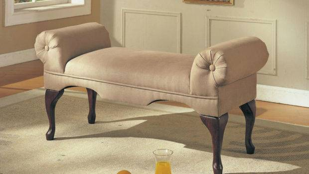 Here Another More Elegant Ottoman Option Your Bedroom