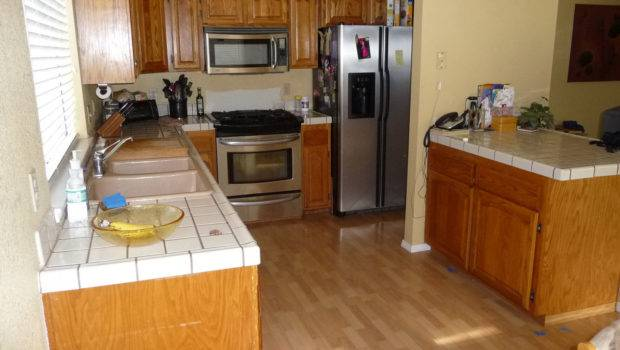 Here Look Old Kitchen Wasn Horrible But Lacked