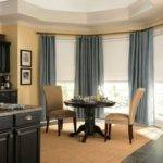 Here Some Bay Window Treatments Sliding Curtains