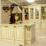 High End Solid Wood Bookcase Customized Furniture One Stop Services