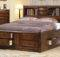 Hillary Queen Storage Bed Beds