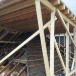 Hip Gable Loft Conversion Mid Construction Flat Roof Dormer Window