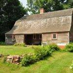 Historic New England Homes Under