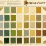 Historic Paint Colors Craftsman Blog