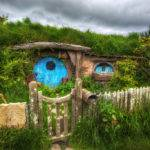 Hobbit Home Beautiful Places Holes Hole Hobbiton