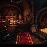 Hobbit Home Interior