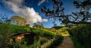 Hobbit House Buckland New Zealand Beautiful Places Best