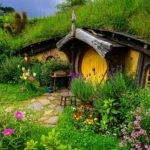 Hobbit House New Zealand Architecture Pinterest