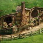 Hobbit House New Zealand Home Natural Building Pinterest