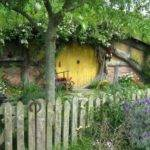 Hobbit House New Zealand Inevitable Hole Pinterest
