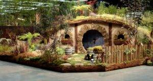 Hobbit Houses Beautiful Designing