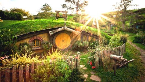 Hobbit Shire Wallpapersafari