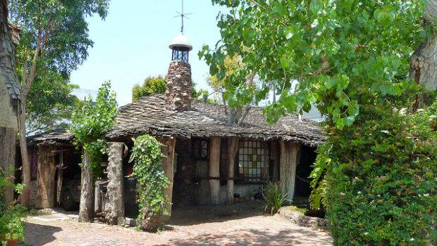 Hobbit Style House Culver City Flickr Sharing