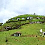 Hobbiton Matamata New Zealand Hobbit House