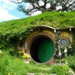 Hobbiton New Zealand Fictional Village Which Appeared