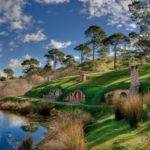 Hobbiton Shire Voyage Matamata New Zealand Pacific