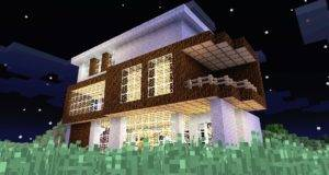 Hoke House Simple Modern Home Minecraft Project