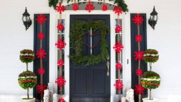 Holiday Decorations Easy Crafts Homemade Decorating Gift Ideas