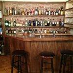 Home Bar Built Professional Bartender Takes Diying New Level