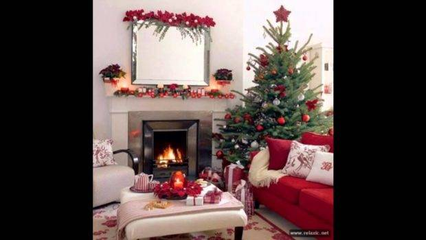 Home Christmas Party Decorating Ideas Youtube