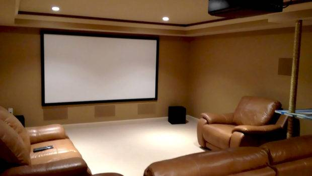 Home Cinema Dedicated Theater Rooms Media