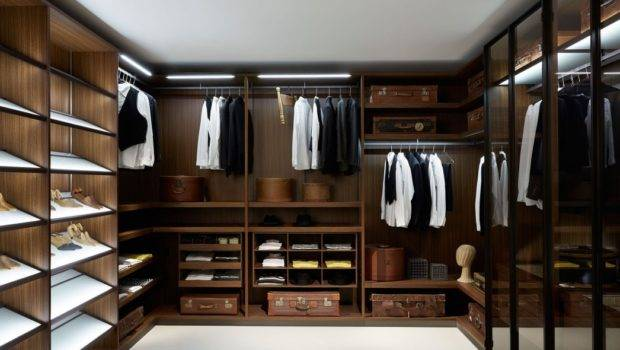 Home Decor Awesome Closets Modern Walk Closet Designs