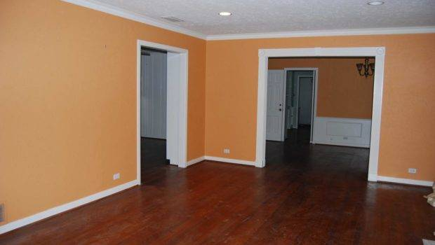 Home Decor Interior Orange Color Painting Ideas Walls