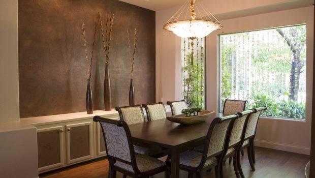 Home Decor Zen Inspired Dining Room Interior Design Ideas