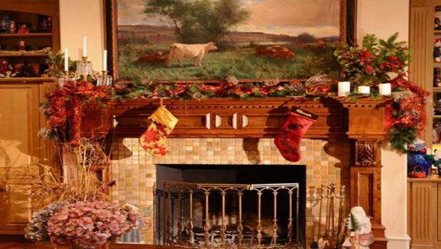 Home Decoration Beautiful Hearth Decorations Ideas Mantel
