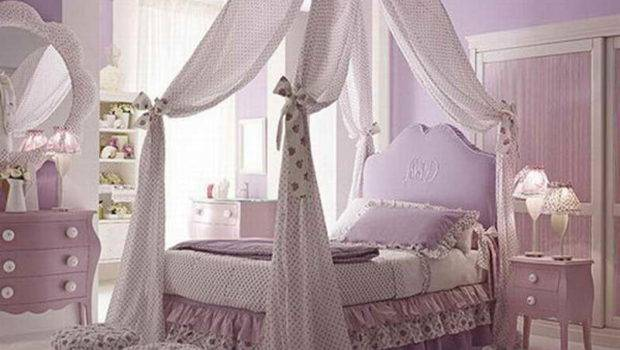 Home Decoration Decorating Canopy Bed Ideas