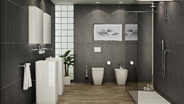 Home Design Quet Modern Bathroom Shower Tiles