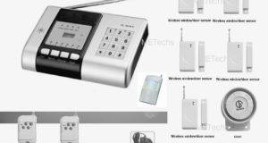 Home Diy Alarm System Security Monitoring Design Ideas