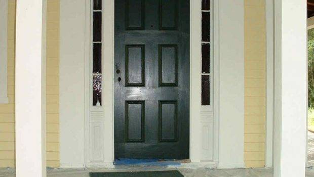 Home Entrance Door Front Security