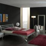 Home Esf Mod Bedroom Collection Luna Bed