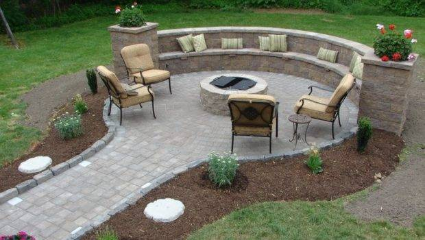 Home Fire Pit Cooking Outdoor Patio Cool