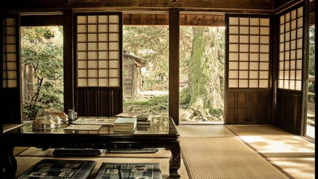 Home Furnishing Design Inspirations Modern Japanese Interior